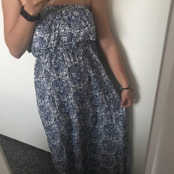 Long Maxi Dress Evening Beach Sundress