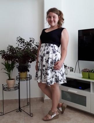 Patchwork Party Dress Sexy Mini Dress