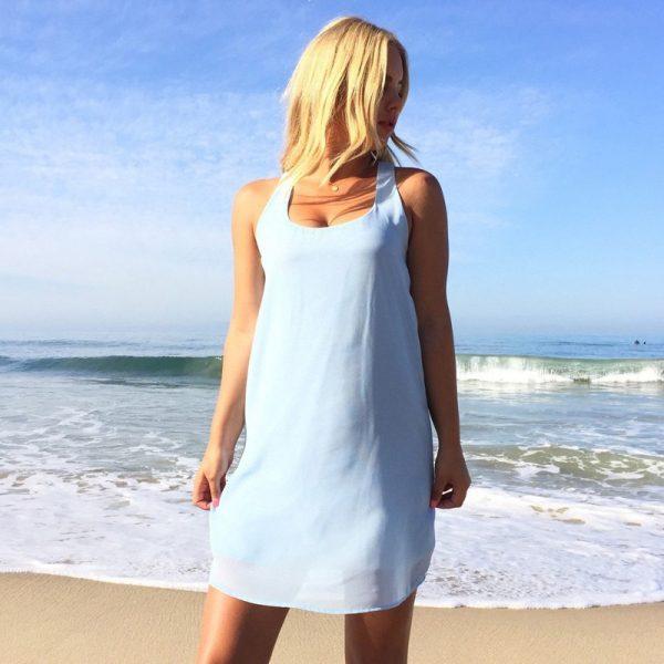 Summer Dress Women Casual Sundress