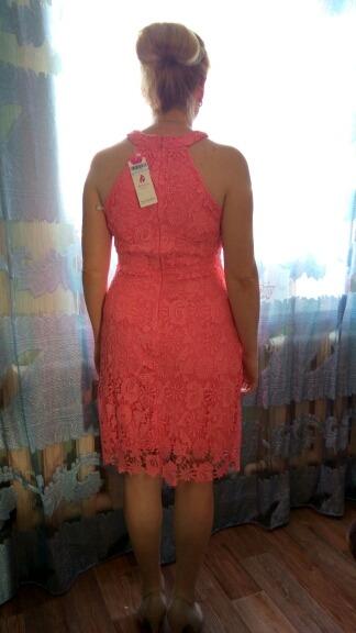 Wedding Party Sexy Bodycon Lace Dress