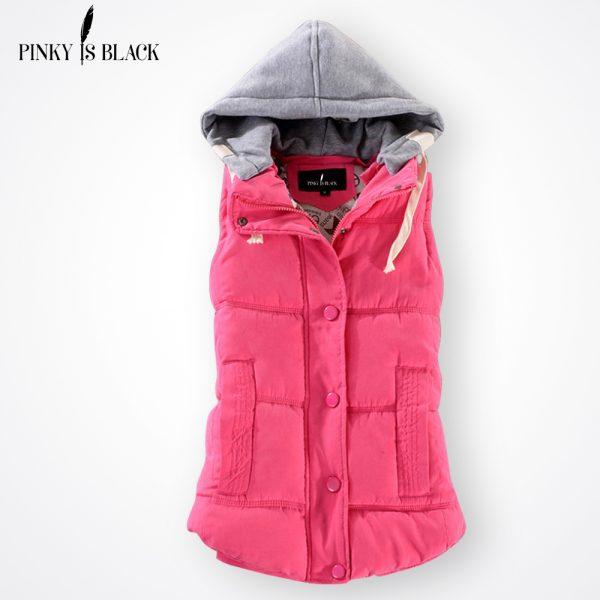 Fashion Cotton Vest Women Patchwork Sleeveless
