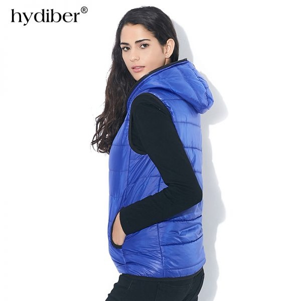 Fashion Thickening Outerwear Hooded Patterns