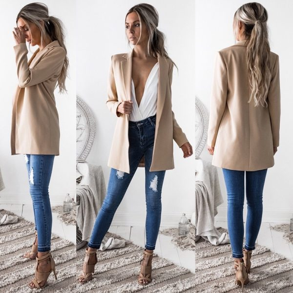 Ladies Blazer Suits Women's Blazers Jackets - BestLadyDress.com