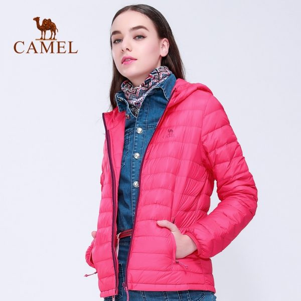 Women Casual Down Jacket Ultra Light Coat
