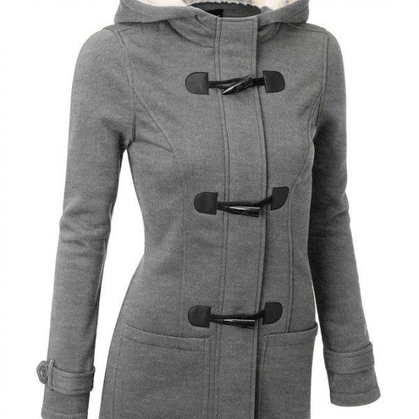 Women Trench Coat Women's Overcoat