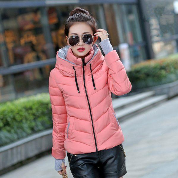 Women Winter Jacket Parka Thicken Outerwear