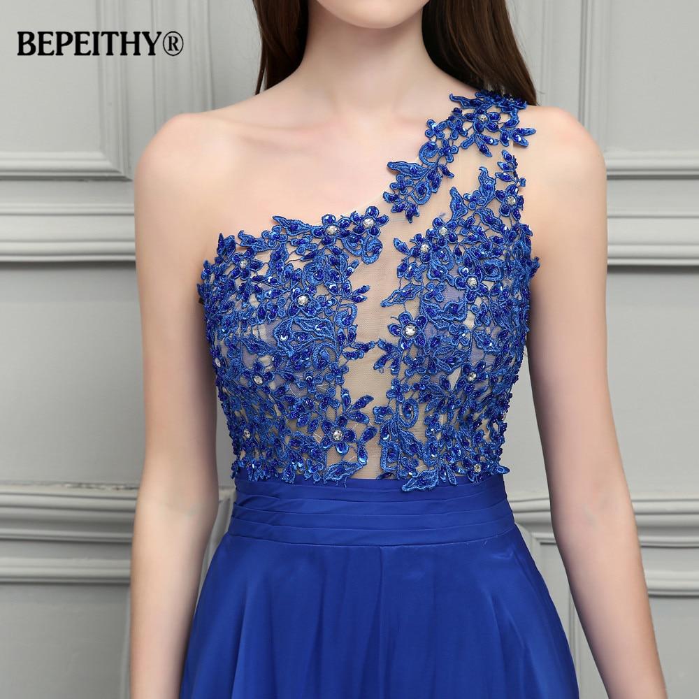 Chiffon Long Prom Dresses Lace Vintage Evening Dress