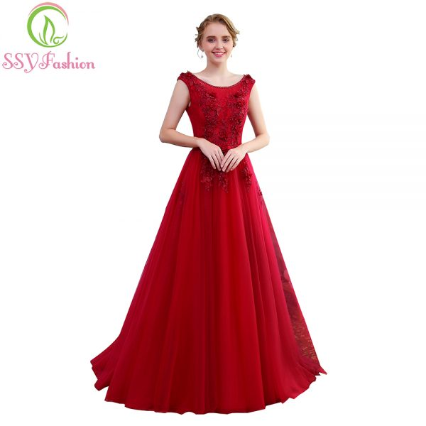 Elegant Evening Dress Prom Dresses