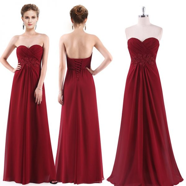 Evening Party Dress Empire Evening Dresses