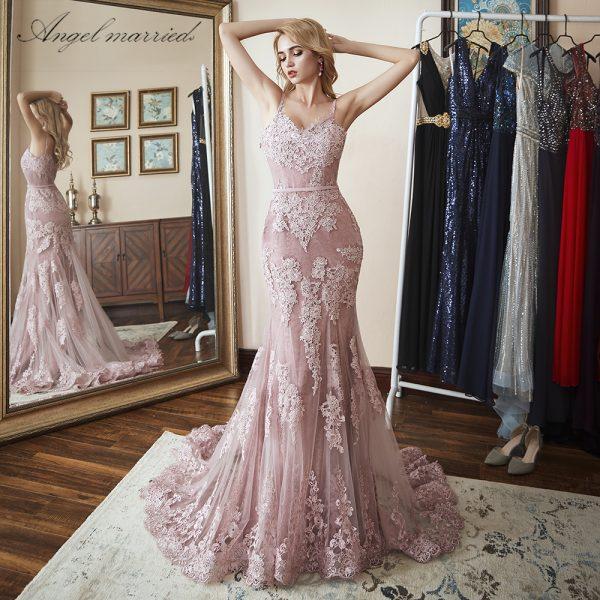 Fashion Evening Dress Women Pageant Dresses