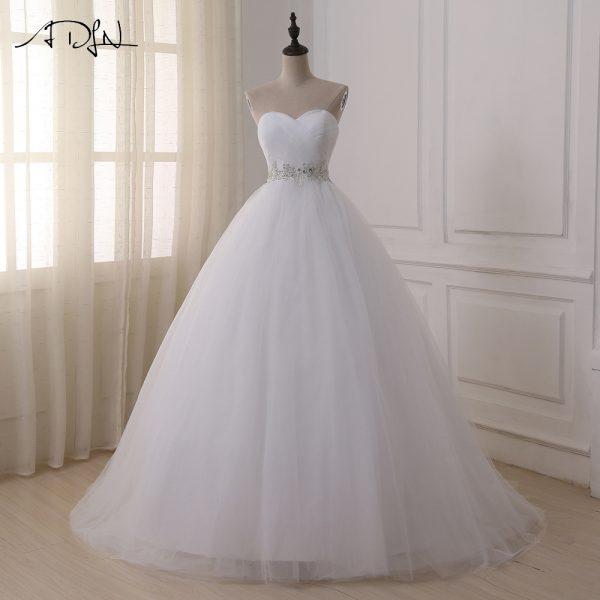 Gown Wedding Dress Corset Bride Dresses