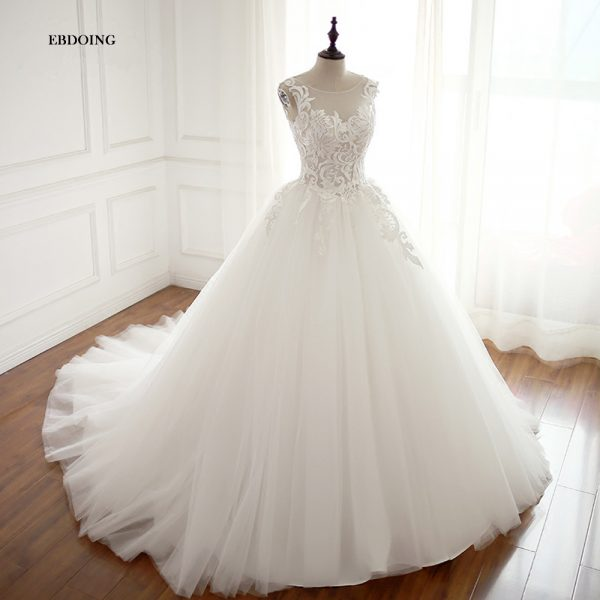 Mariage Wedding Dress Ball Novia Bridal Gown