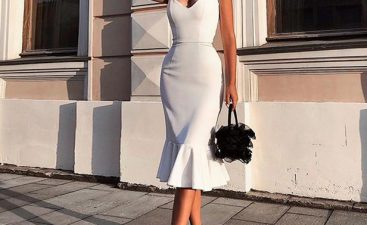 Women White Dress Trends - 5 Great Ideas for 2020