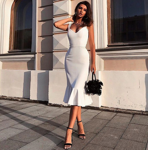 Women White Dress Trends - 5 Great Ideas for 2020