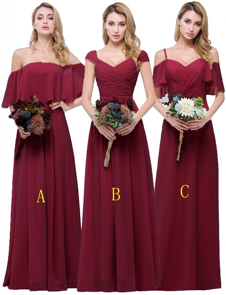 Tips For Choosing the Best Bridesmaid Dresses