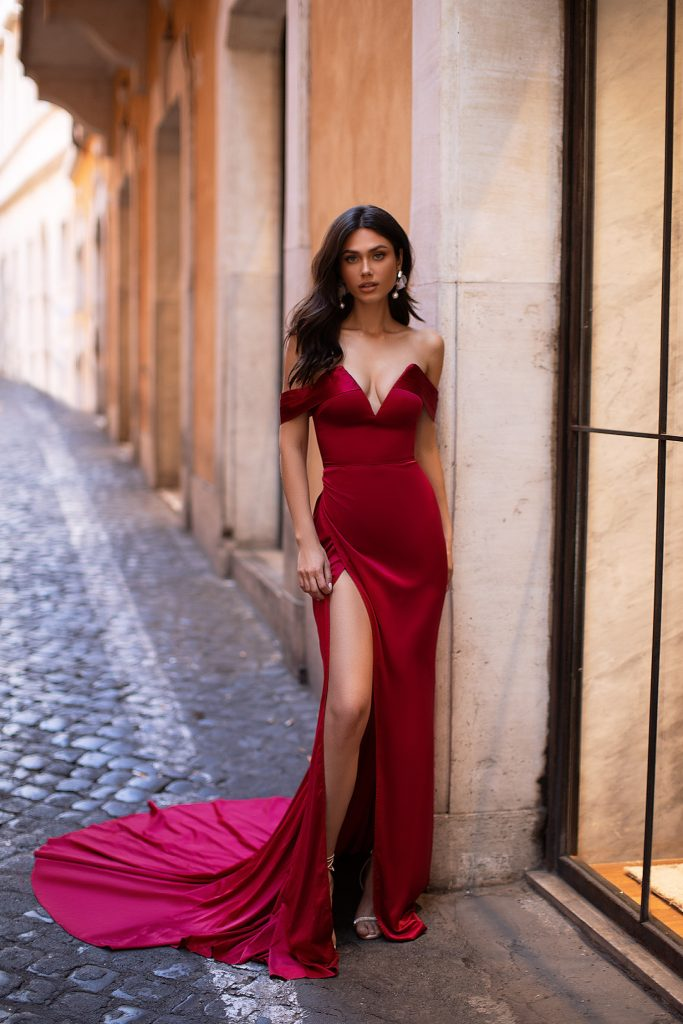 Gorgeous Red Prom Dresses