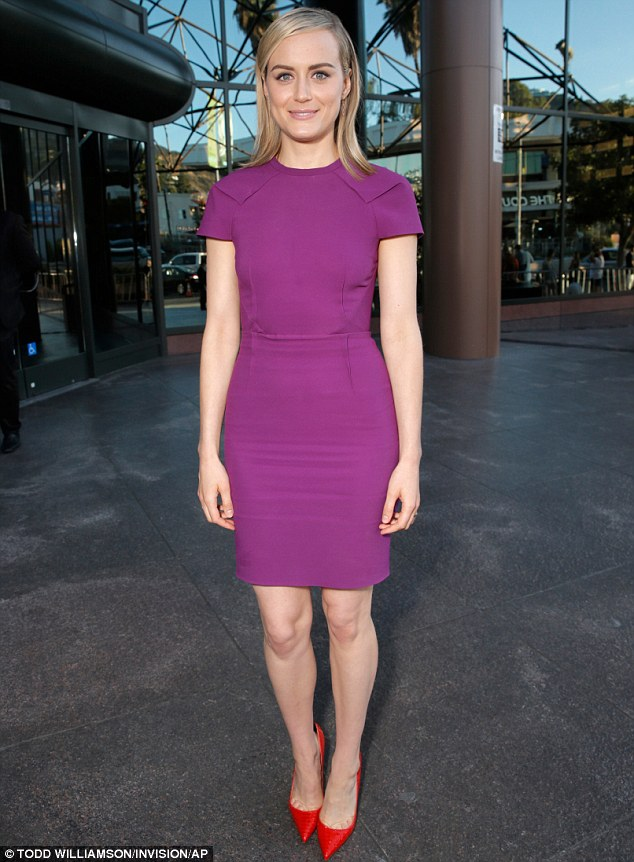 Purple Dresses With Red Shoes - The Perfect Combination!