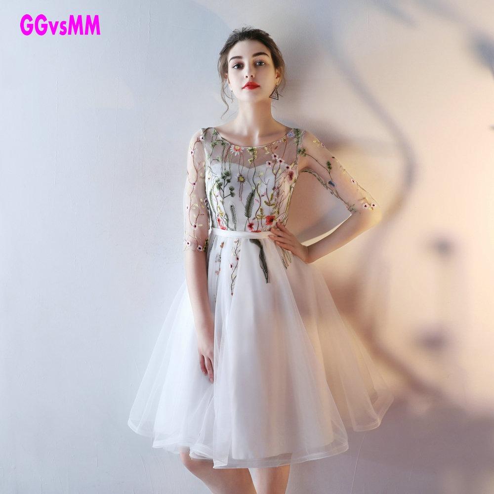 Short Prom Dresses That Make You Feel Like a Real Girl