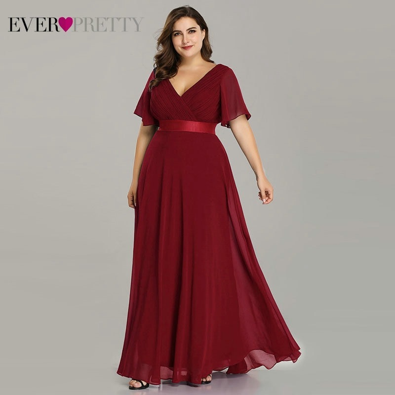 Let Us Know Where To Shop For Plus Size Prom Dresses
