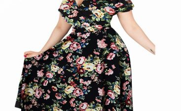Plus Size Cocktail Dresses That Turn Heads
