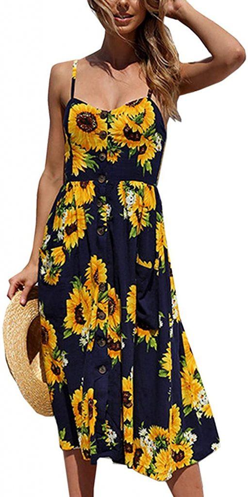 Summer Dresses at Mimi Maternity
