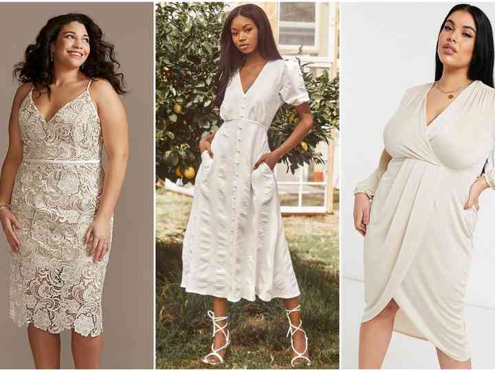 A Few Tips For Wearing White Party Dresses to a Wedding