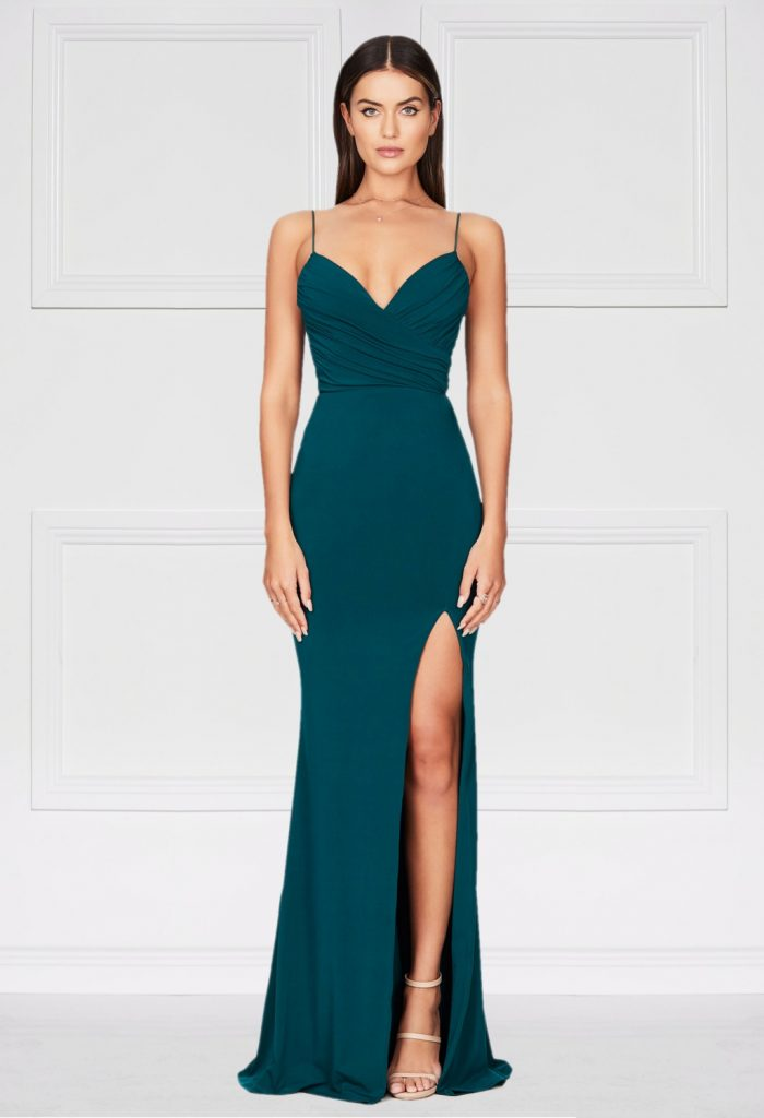 Teal Formal Dress - A Consideration For Formal Dresses