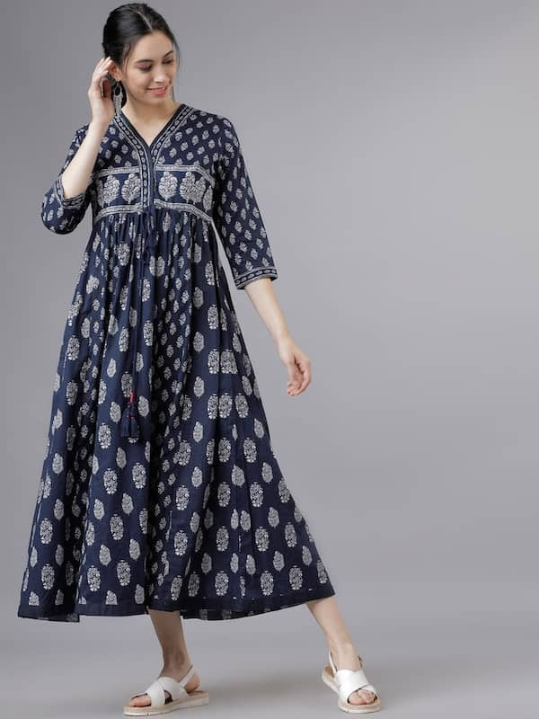 Different Varieties of Western Dresses For Women