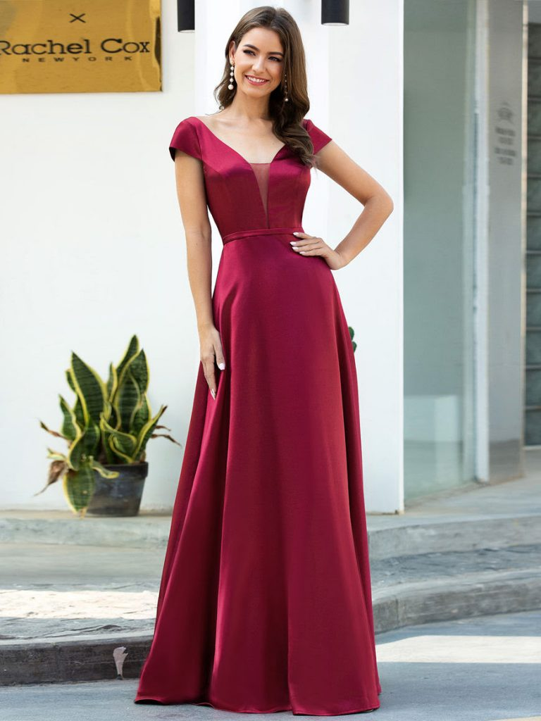 Enjoy the Weekend With Evening Dresses For Women