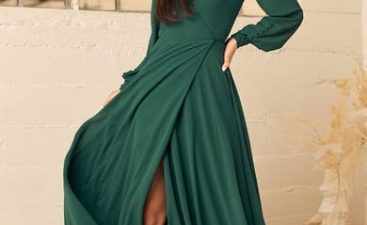 Long Gown For Women - How to Choose One That Fits Properly