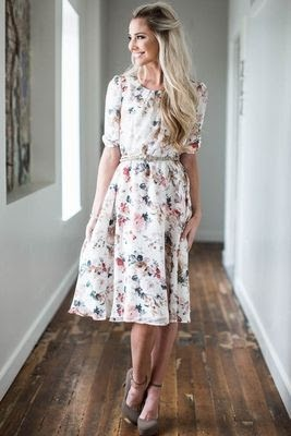 Turn On Your To See Style With Cute Modest Dresses For Women
